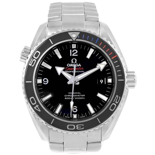 Omega Omega Planet Ocean Olympic Sochi Limited Edition Watch 522.30.46.21.01 Image 1