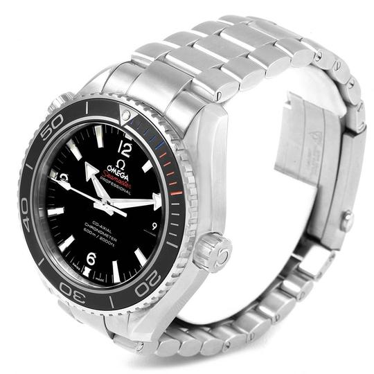 Omega Omega Planet Ocean Olympic Sochi Limited Edition Watch 522.30.46.21.01 Image 2
