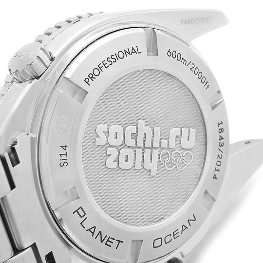 Omega Omega Planet Ocean Olympic Sochi Limited Edition Watch 522.30.46.21.01 Image 4