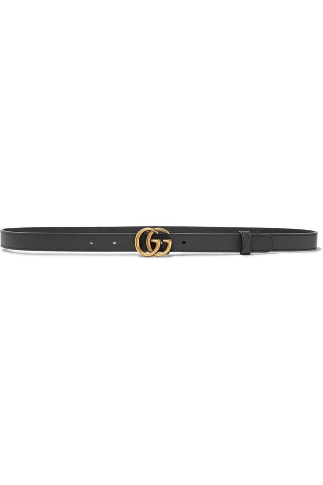 7570fe0f5b1 Gucci Brand New - Gucci GG Skinny Leather Belt - Size 80 Image 0 ...