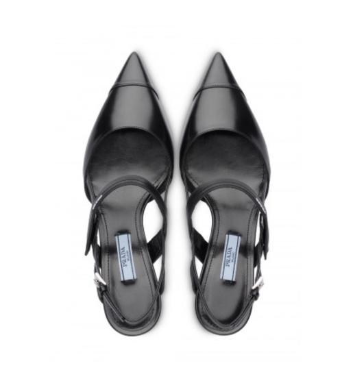 Prada Black Sandals Image 2