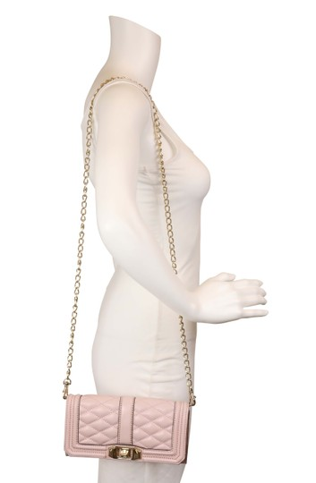 Rebecca Minkoff Quilted New Love Cross Body Bag Image 11