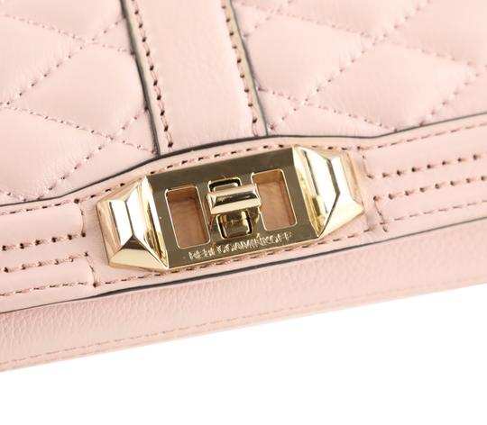 Rebecca Minkoff Quilted New Love Cross Body Bag Image 7