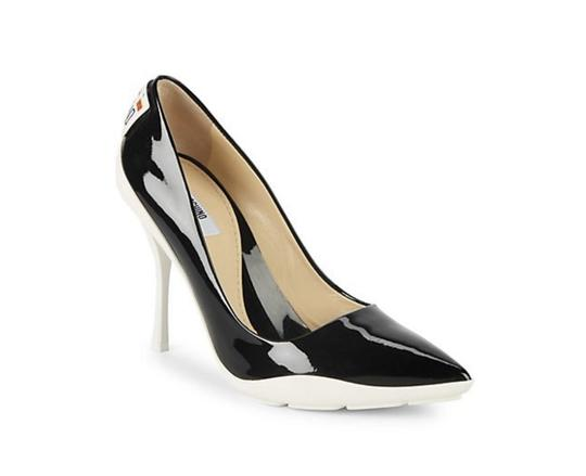 Moschino Black and white Pumps Image 1