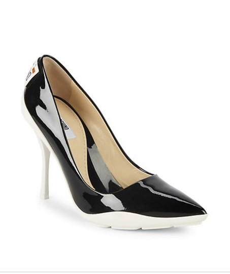 Moschino Black and white Pumps Image 2