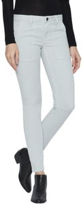 Joie Mid Rise Skinny Jeans-Medium Wash