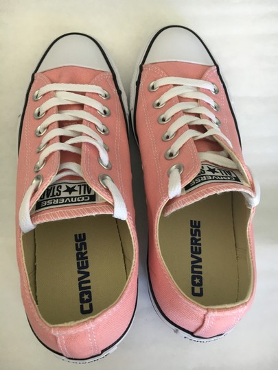 7fba3c68ab90 Converse Salmon Quartz Pink All-star Sneakers Size US 8 Regular (M ...