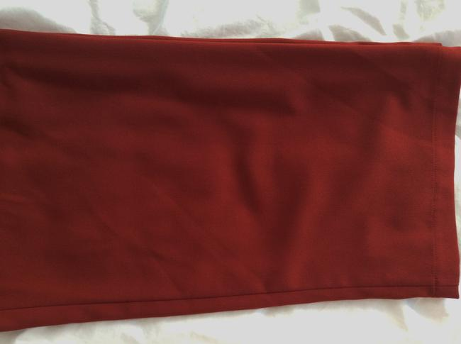 Jerry Giardelli Wide Leg Pants Red Image 2