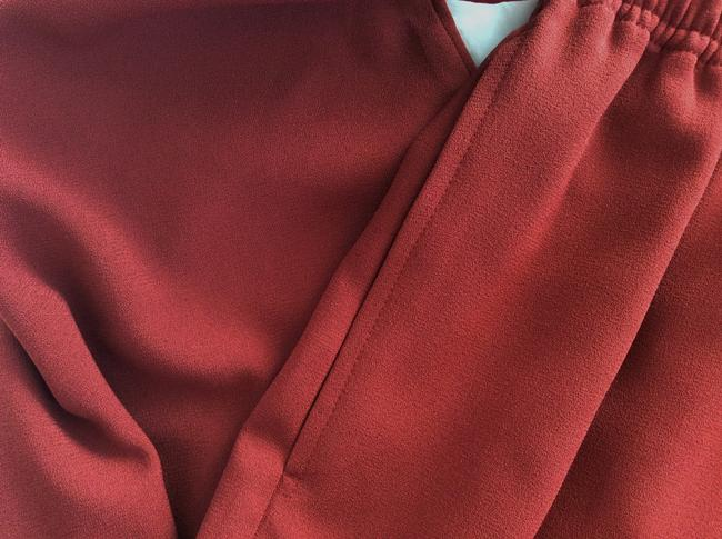 Jerry Giardelli Wide Leg Pants Red Image 5