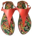 Sam Edelman orange Sandals