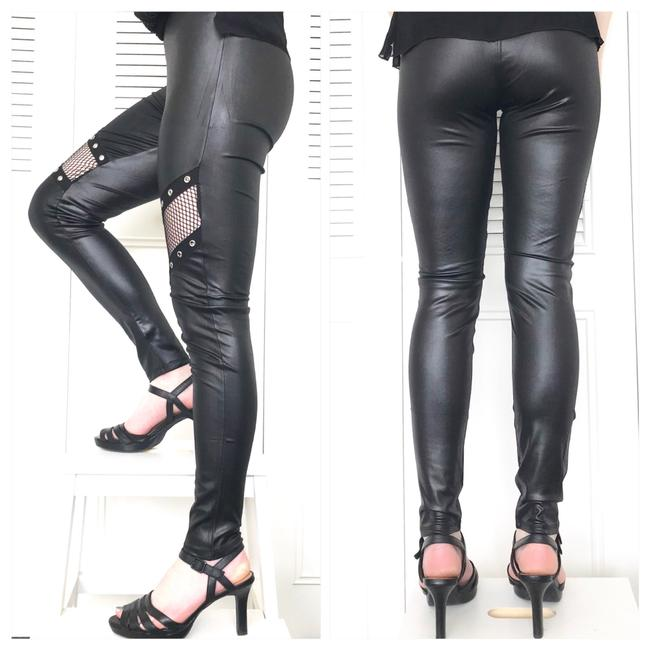A&O International black Leggings Image 1