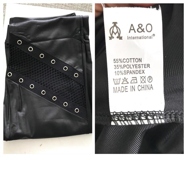 A&O International black Leggings Image 4