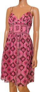 Milly of New York short dress Pink Purple on Tradesy