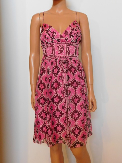 Milly of New York short dress Pink Purple on Tradesy Image 1
