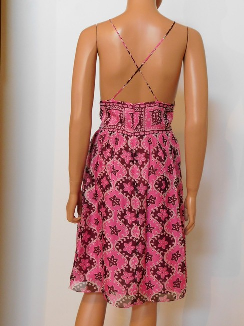 Milly of New York short dress Pink Purple on Tradesy Image 3