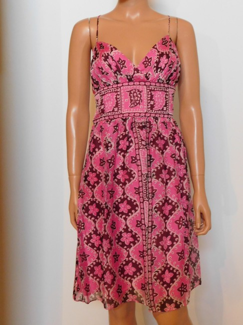 Milly of New York short dress Pink Purple on Tradesy Image 4