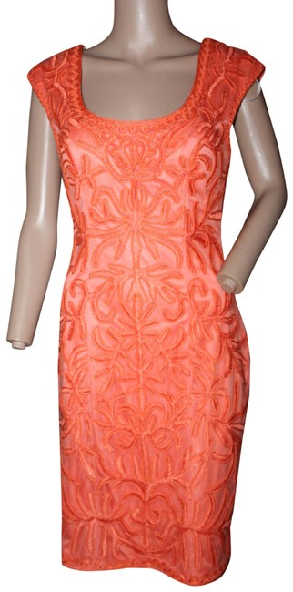 Preload https://img-static.tradesy.com/item/25132975/sue-wong-bright-orange-fitted-short-cocktail-dress-size-8-m-0-1-650-650.jpg
