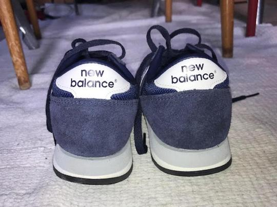 New Balance Sneakers Trainers Streetwear Lifestyle Navy Blue Athletic Image 6