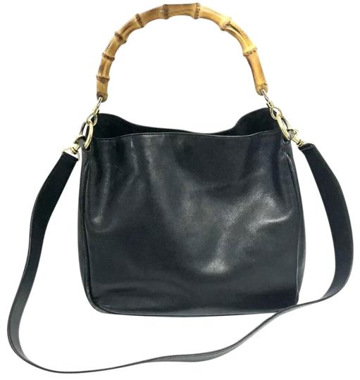 63f32ef9f3d Gucci Black Hobo Bag - Tradesy