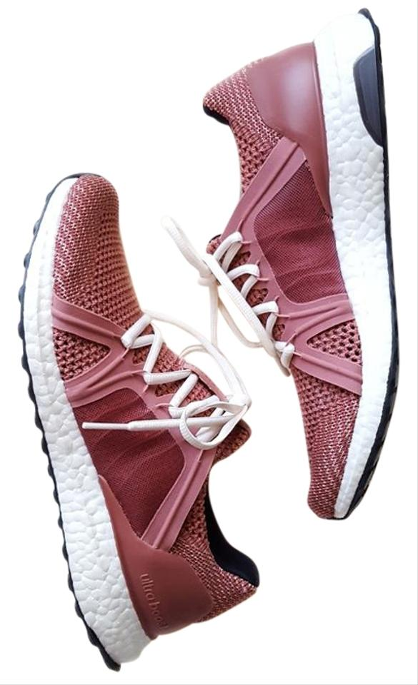b43dd4e65 adidas By Stella McCartney Raw Pink Coffee Rose Core Black Women s  Ultraboost Sneakers