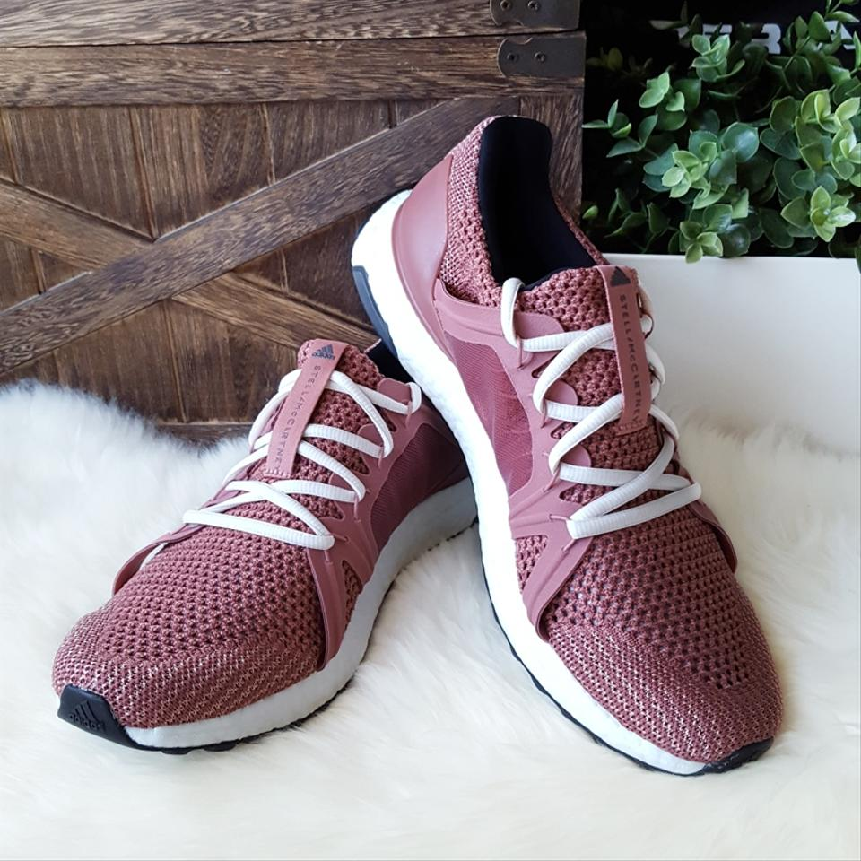 4f83fbbf11866 adidas By Stella McCartney Raw Pink Coffee Rose Core Black Athletic Image  10. 1234567891011