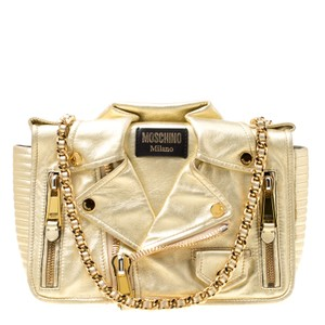 69bed1c963b1b Moschino Leather Shoulder Bag · Moschino. Large Biker Jacket ...