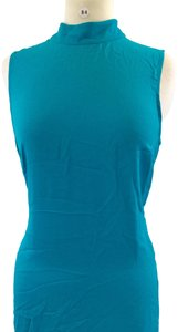 New York & Company T Shirt Teal