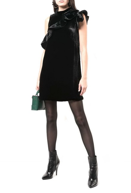 Preload https://img-static.tradesy.com/item/25135922/mcguire-black-sorbonne-velvet-short-night-out-dress-size-8-m-0-0-650-650.jpg
