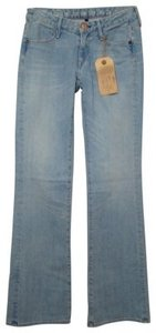 Earnest Sewn Boot Cut Jeans-Medium Wash