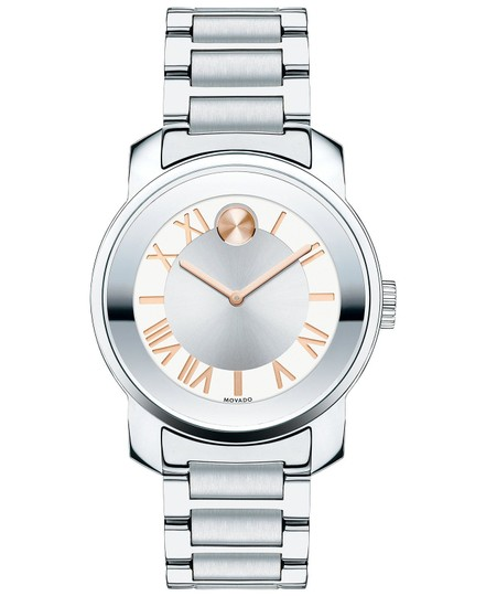 Preload https://img-static.tradesy.com/item/25136000/movado-silver-bold-stainless-steel-roman-numeral-dial-3600196-watch-0-0-540-540.jpg