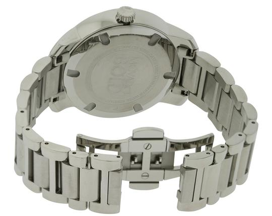 Movado Bold Stainless Steel Roman Numeral Dial 3600196 Watch Image 5