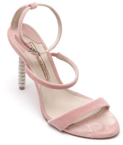 Sophia Webster Strappy Strappy Designer Pink Sandals
