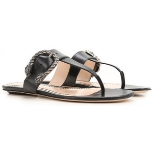 62911bdaa Gucci White New Women s Web Gg Flip Flops Thongs Sandals 37 270375 ...