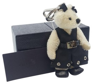 f215a4066c85 Prada Prada Trick Orsetto Marlene Teddy Bear Keyring Dress and Belt 1TO027