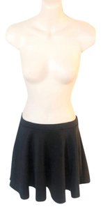 Frenchi Mini Skirt Black