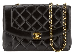 Chanel Quilted Flap Shoulder Bag