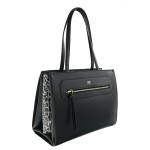 Roberto Cavalli Tote in Black