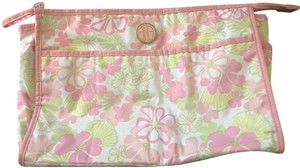 Lilly Pulitzer Satchel in Pink/White