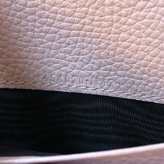 Gucci New Gucci Continental Animalier Bee Pink Wallet Image 9