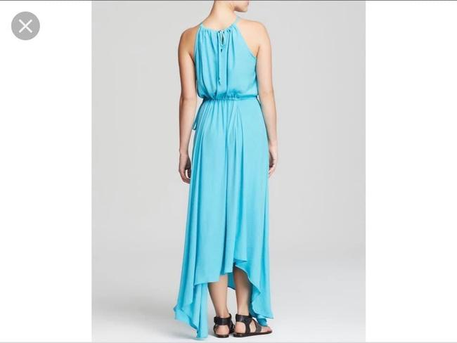 Blue Maxi Dress by Moon & Meadow Image 1
