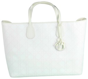 Dior Tote in Ivory