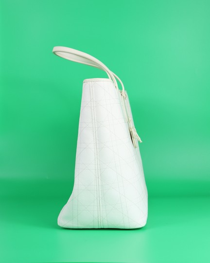 Dior Tote in Ivory Image 1