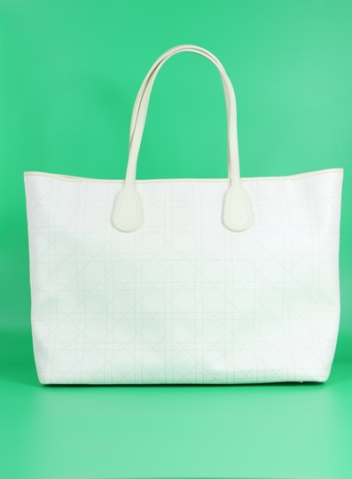 Dior Tote in Ivory Image 2