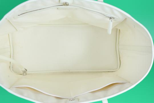 Dior Tote in Ivory Image 6