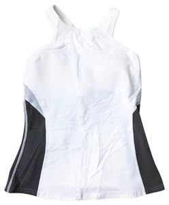 Will Lane Will Lane ANTHONY TANK - Solid White Workout Top