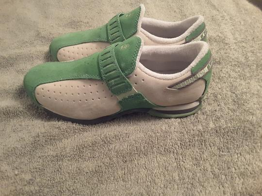 Teva Green/Cream Athletic Image 2