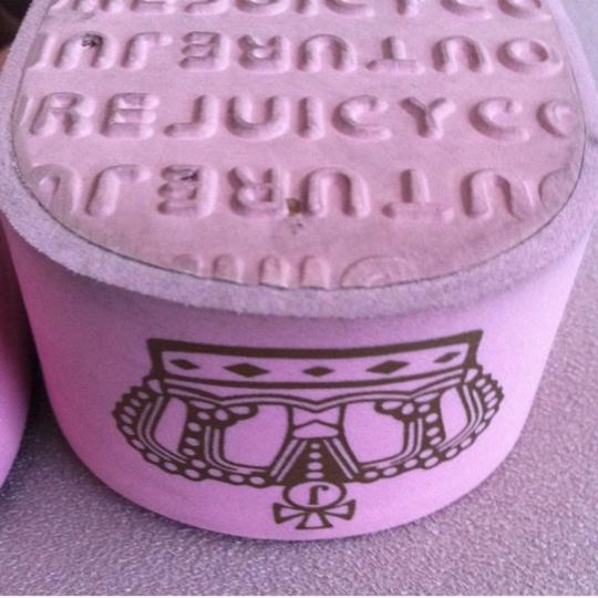 Juicy Couture Pink Sandals Image 3