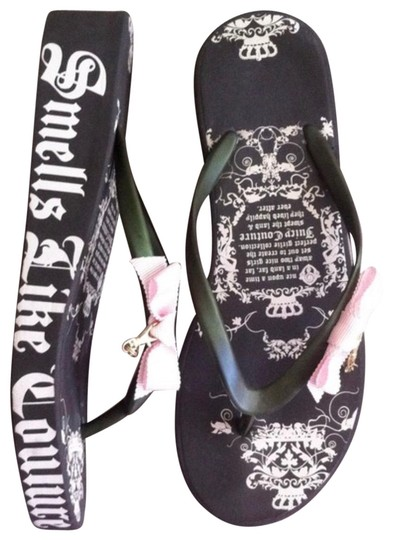 Juicy Couture Brown Sandals Image 0