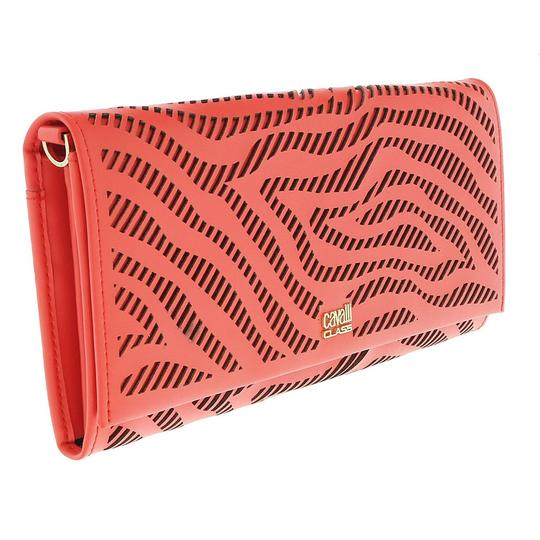 Preload https://img-static.tradesy.com/item/25140002/roberto-cavalli-size-wallet-wstrap-coral-calf-leather-and-synthetic-leather-shoulder-bag-0-0-540-540.jpg