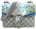 Gucci Dionysus Blooms Canvas Mini Shoulder Bag Image 0